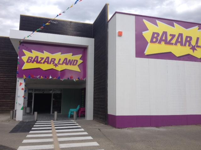 ouverture avignon 84 franchise bazarland